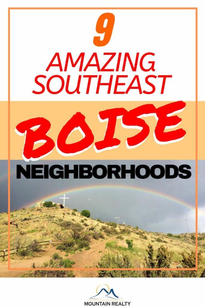 Southeast Boise Neighborhoods