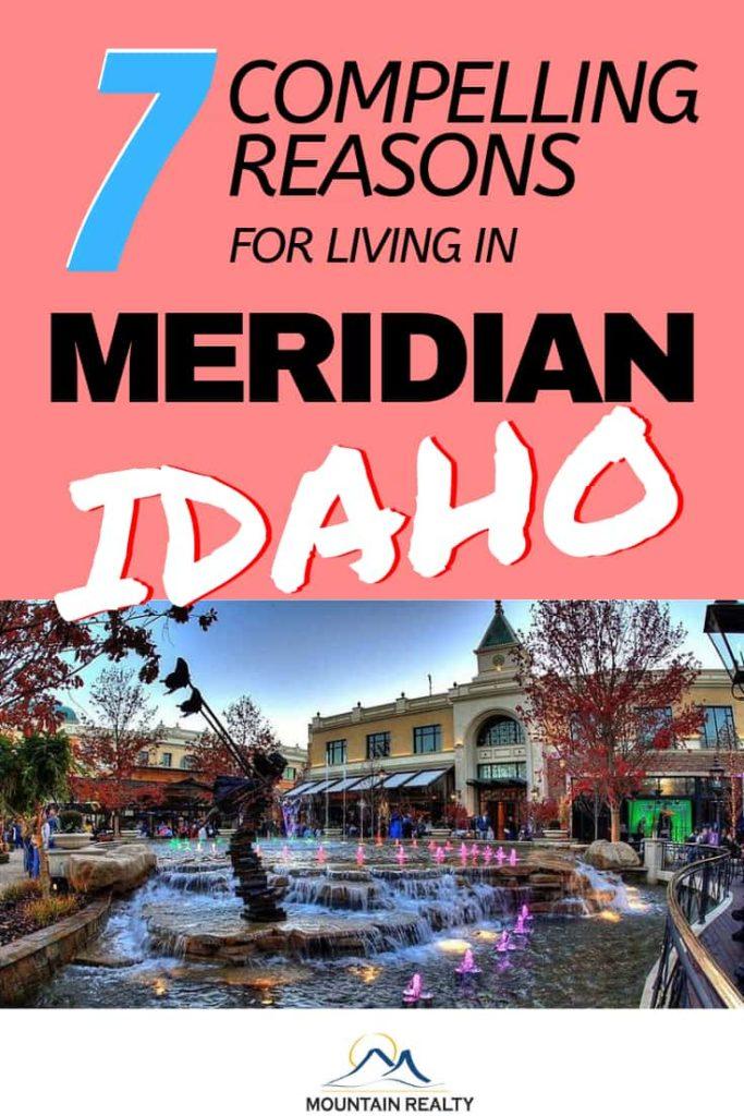 Living In Meridian Idaho