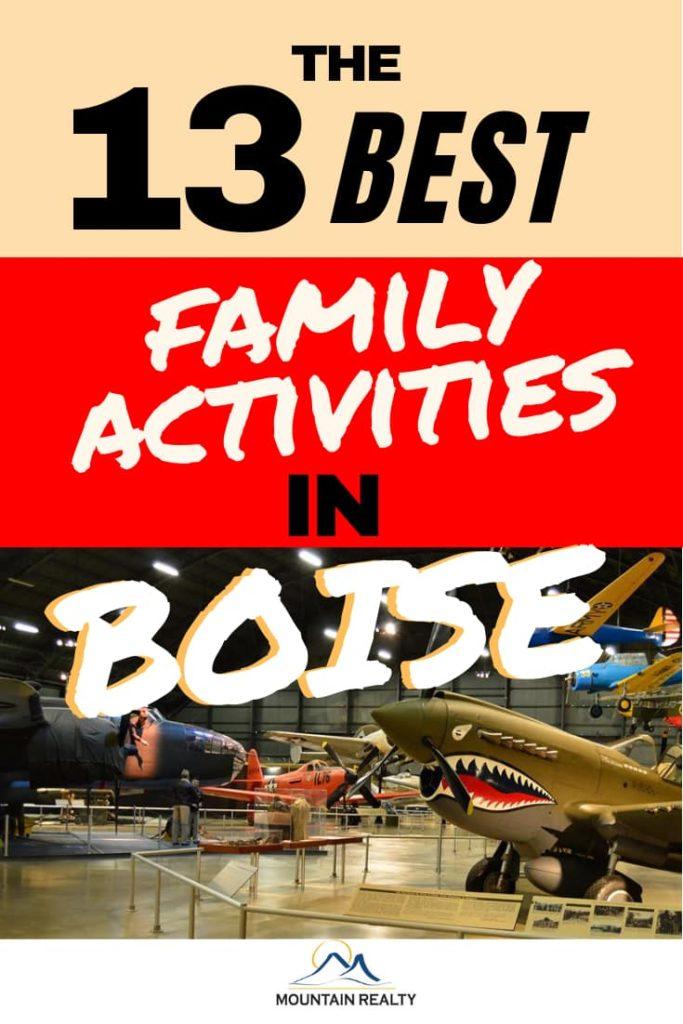 Family Activities Boise
